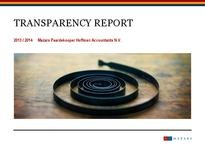 Mazars Transparency report 2013